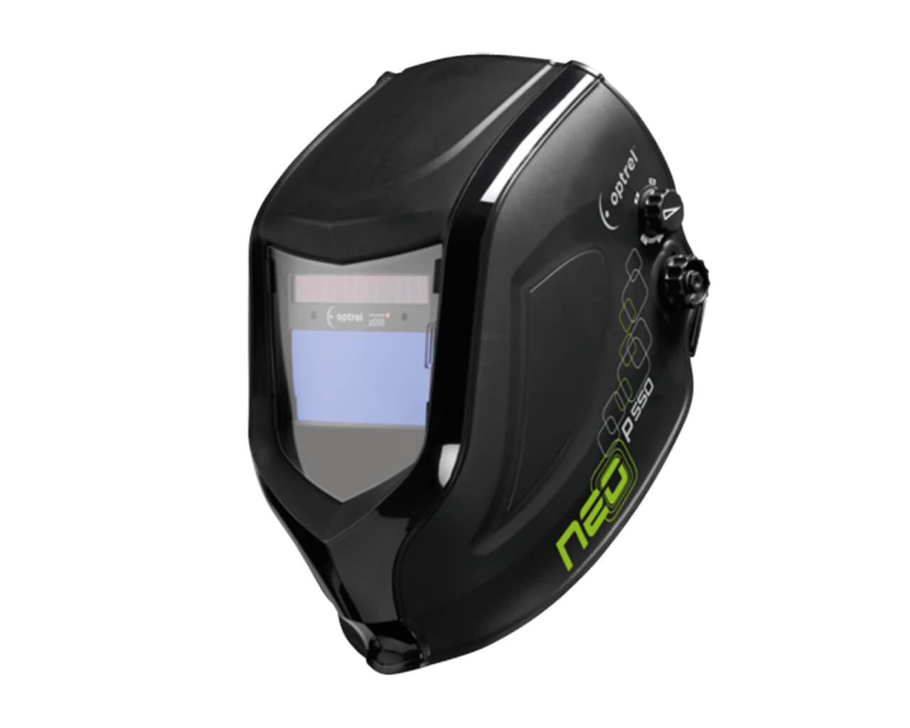 Schweißhelm OPTREL NEO P550 BLACK