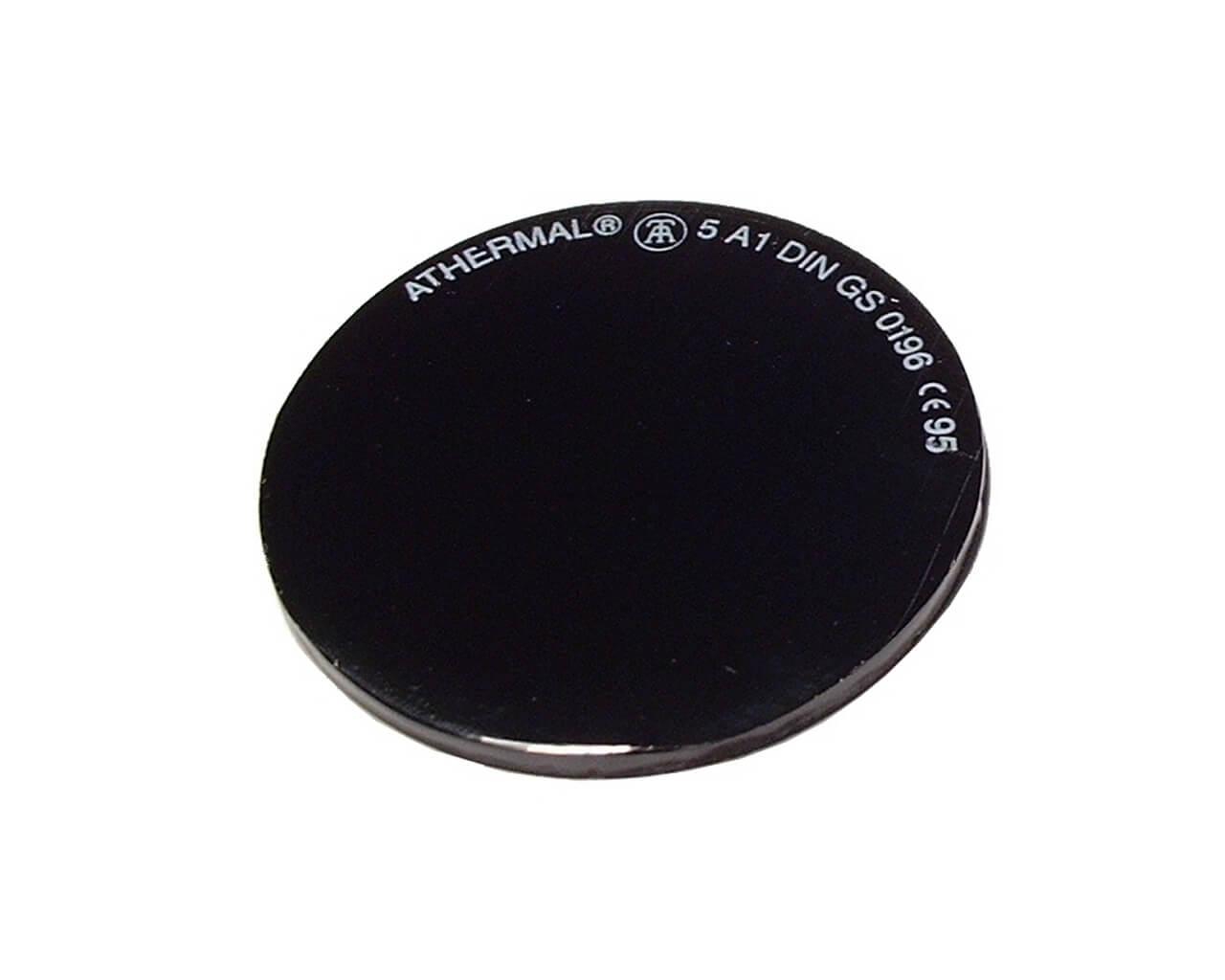 Schutzglas / Brillenglas rund 50mm (Unverspiegelt) DIN 4