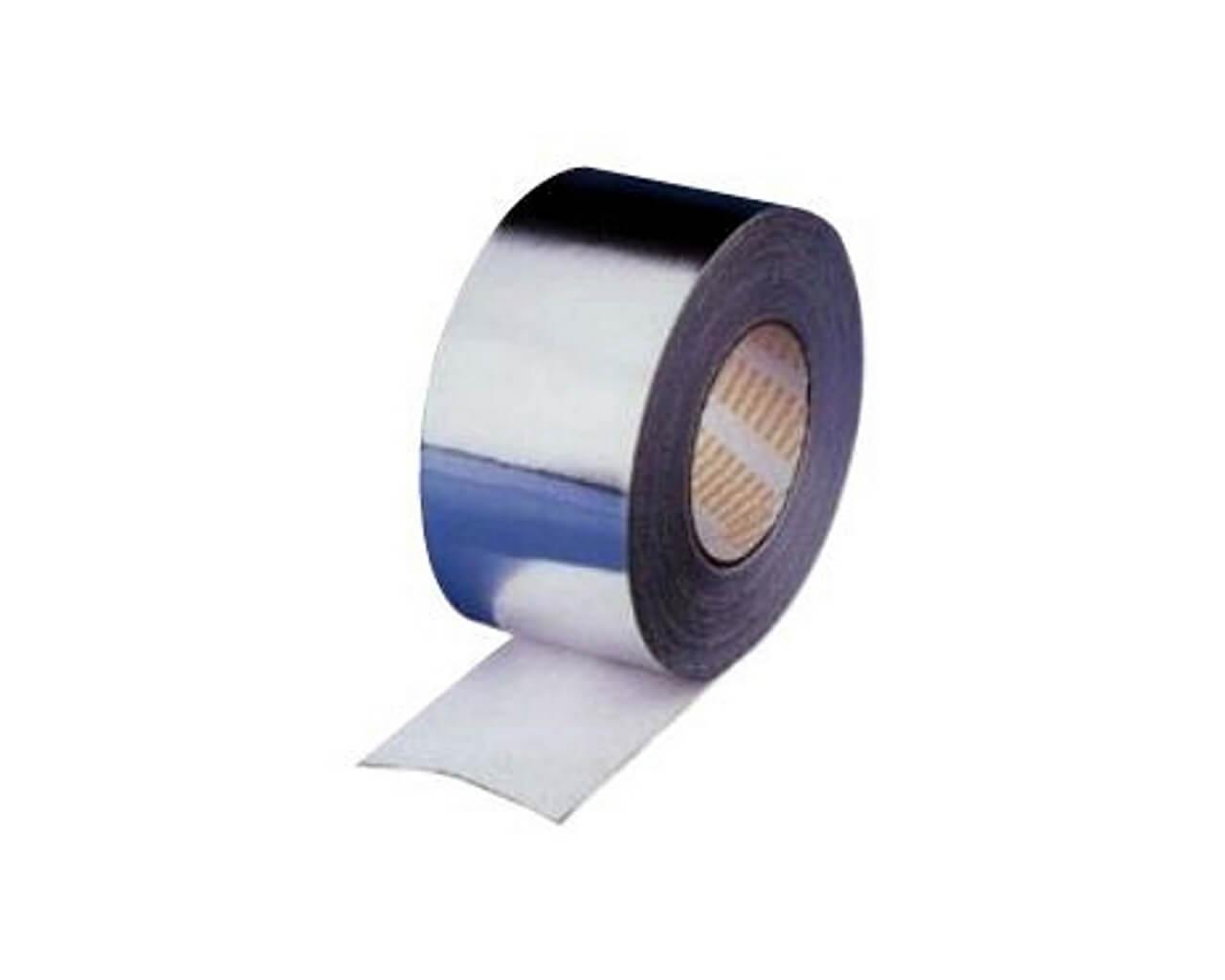 Aluminium-Klebeband 75mm (50m-Rolle)