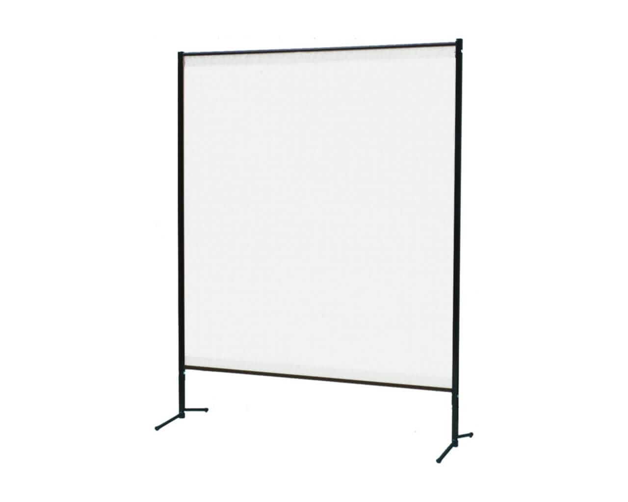 Schutzwand TSW-1 205x187cm (Glasklar)