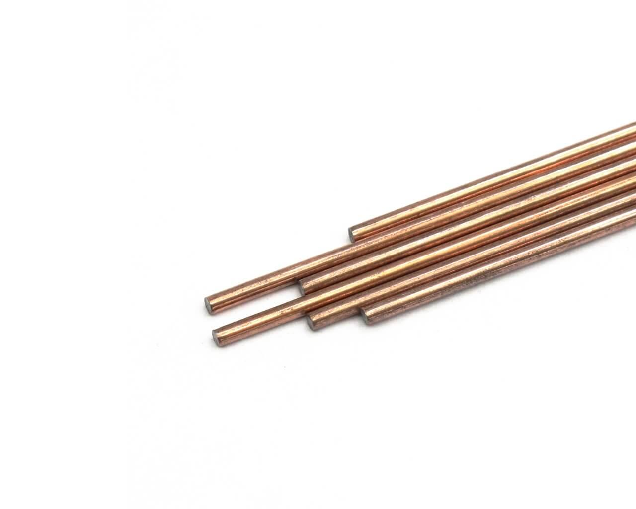 WIG-Schweißstäbe 1.5125 SG 2 2.0x1000mm / 2.5kg-Pack