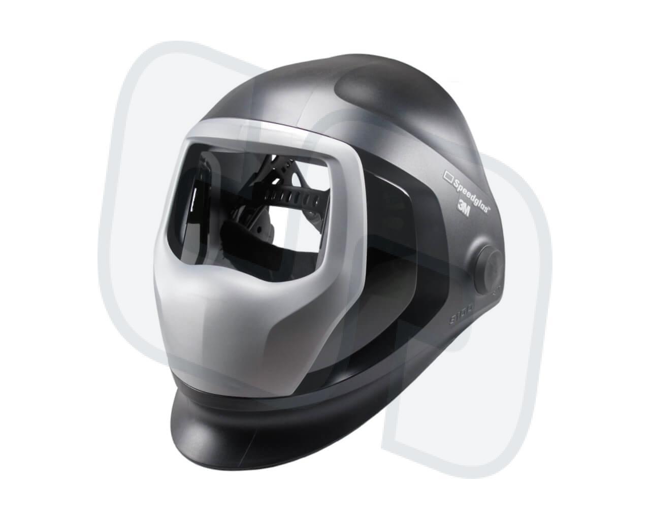 Schweißmaske SPEEDGLAS 9100 mit Kopfband, mit SideWindows