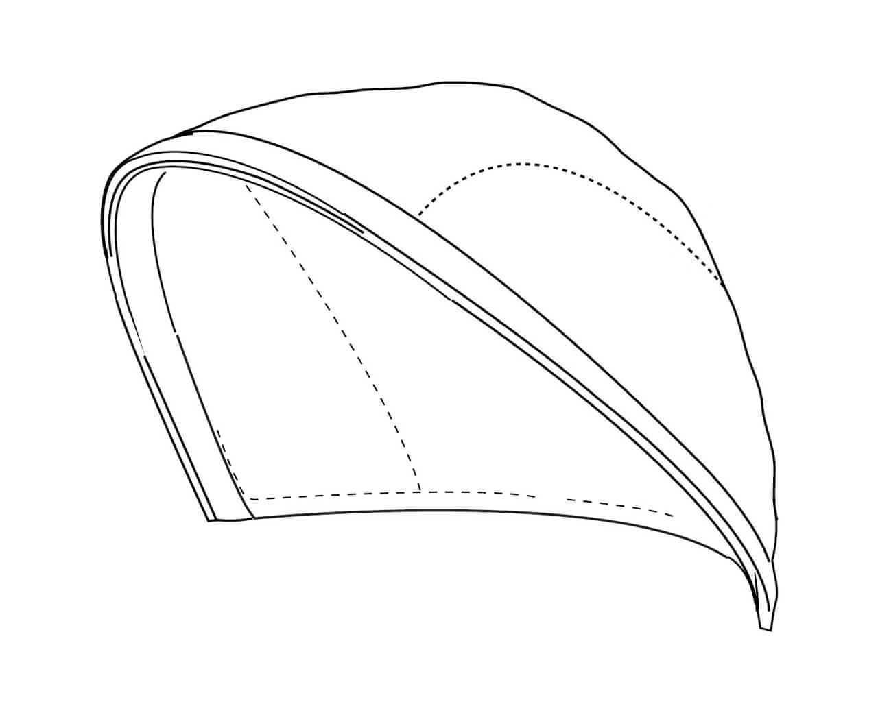 Kopfschutz SPEEDGLAS 9100 FX / FX AIR kurz