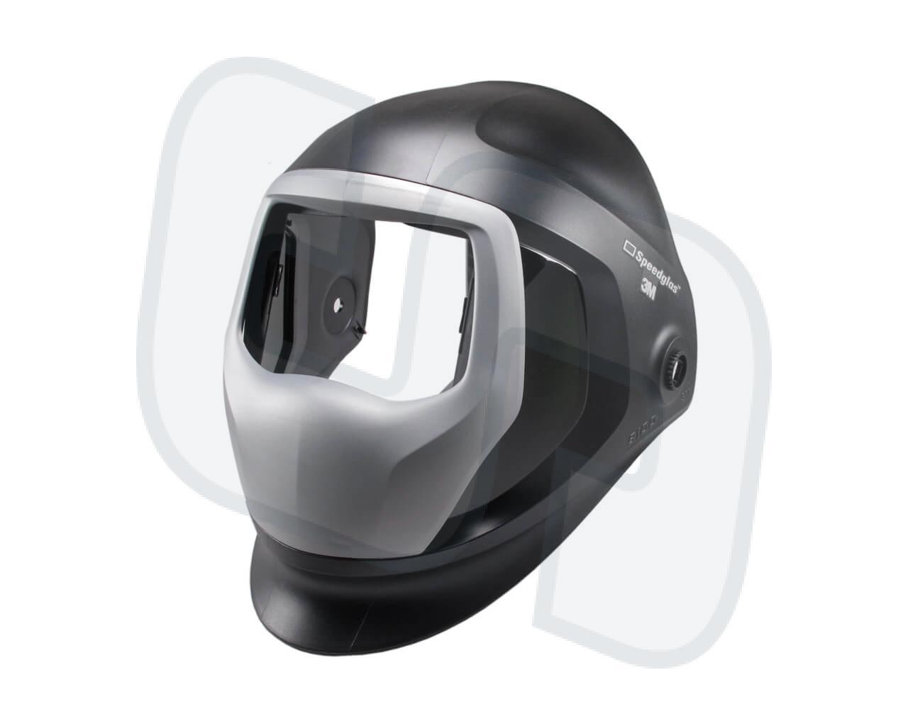 Schweißmaske SPEEDGLAS 9100 ohne Kopfband, mit SideWindows