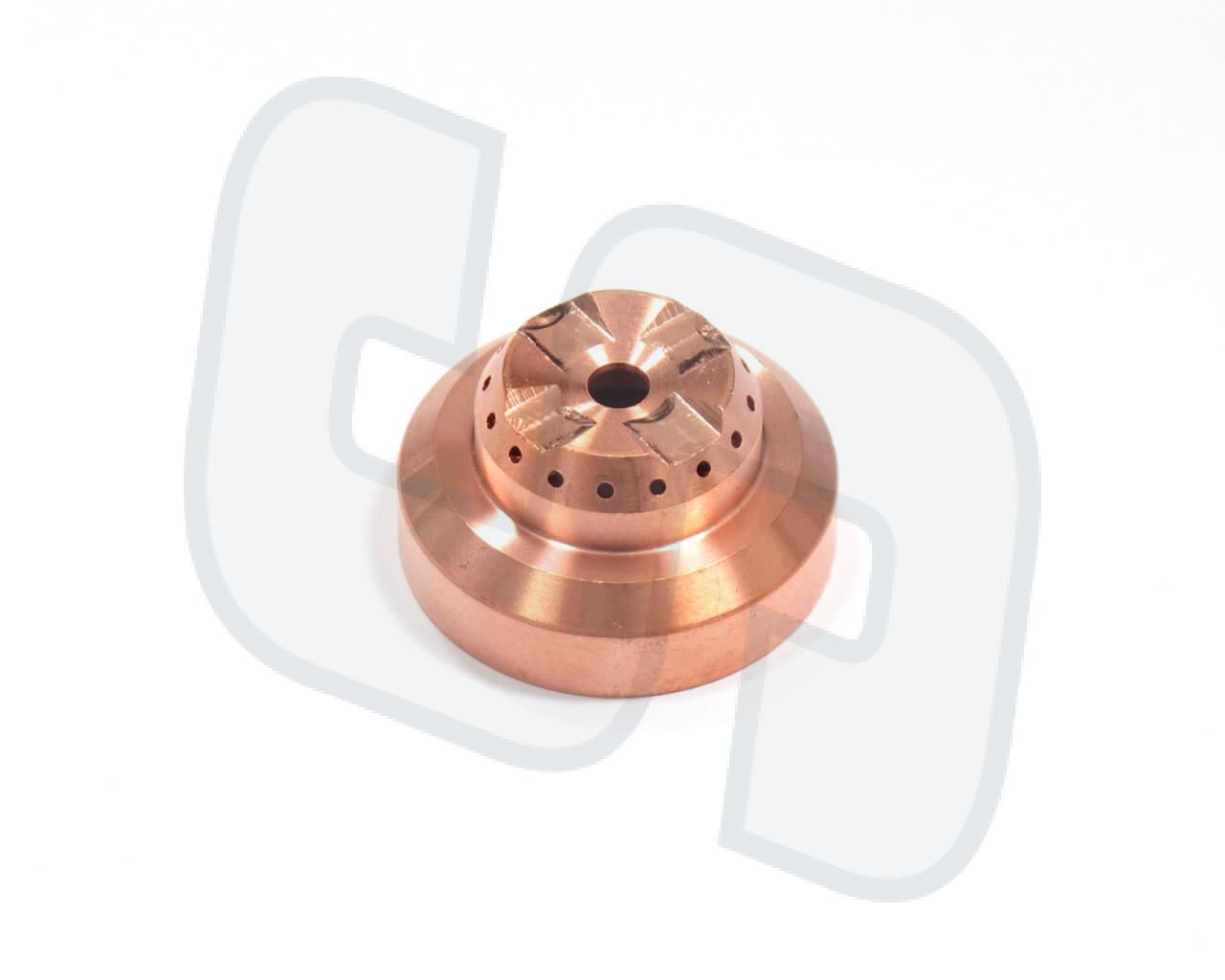 Abstandsdüse CB 100 / CB 150 kurz / Kontakt