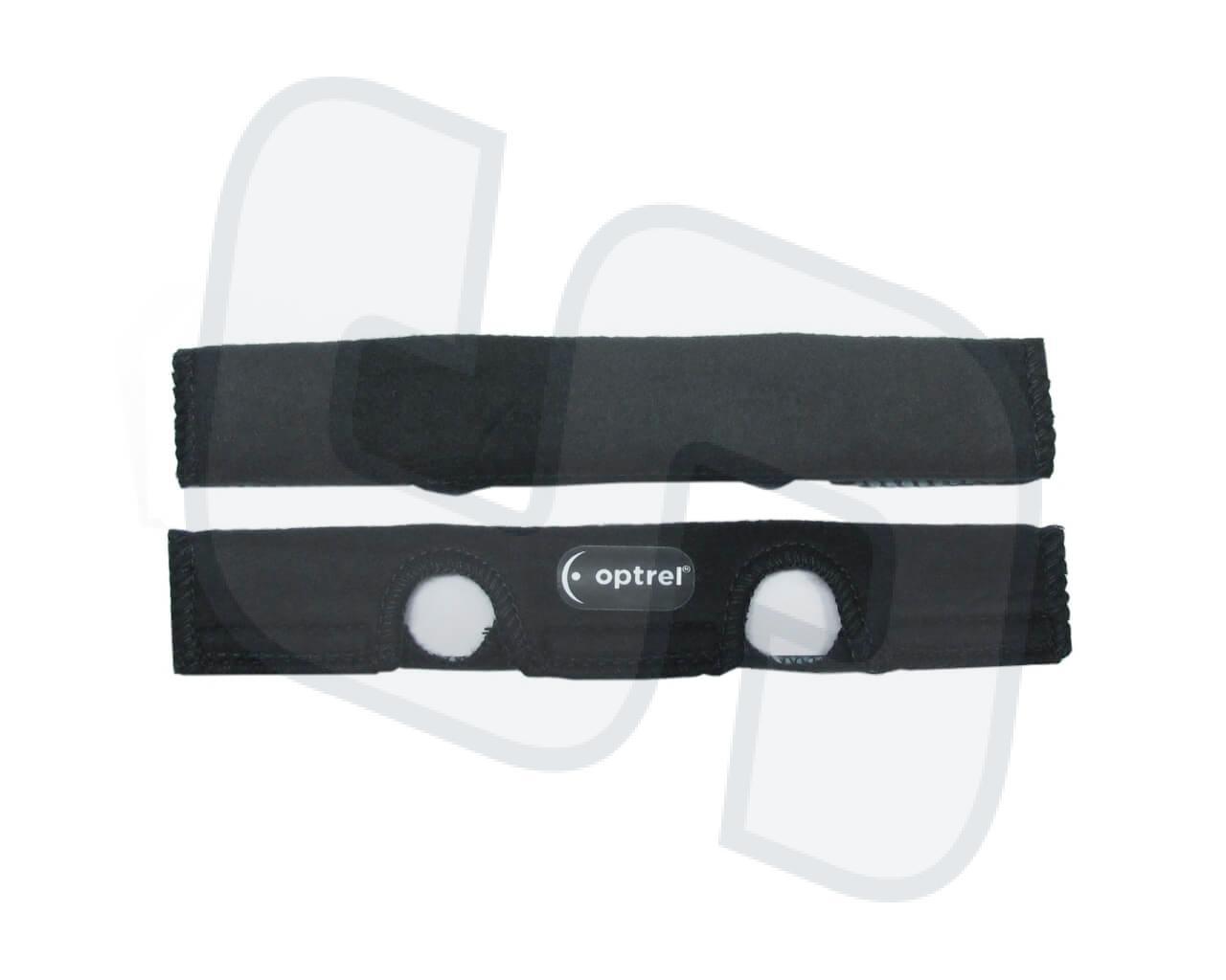 Stirnschweißband OPTREL Baumwolle 2er-Pack