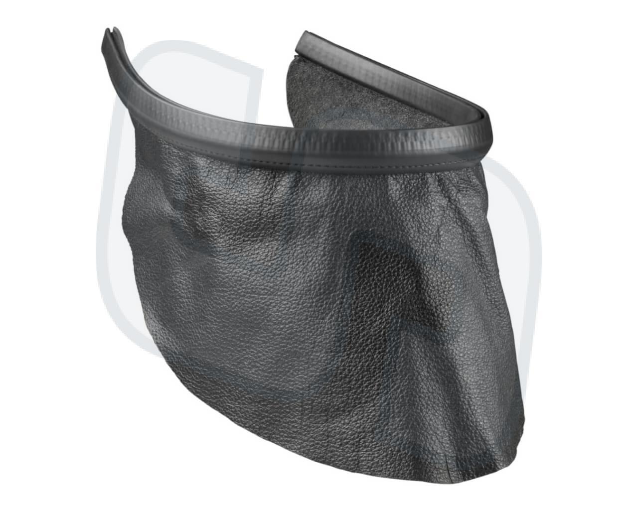 Brustschutz Leder für Optrel Schweißhelme