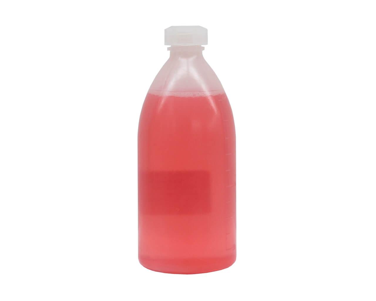 Reinigungsflüssigkeit / Elektrolyt WELOX 200 (0.5L-Flasche)