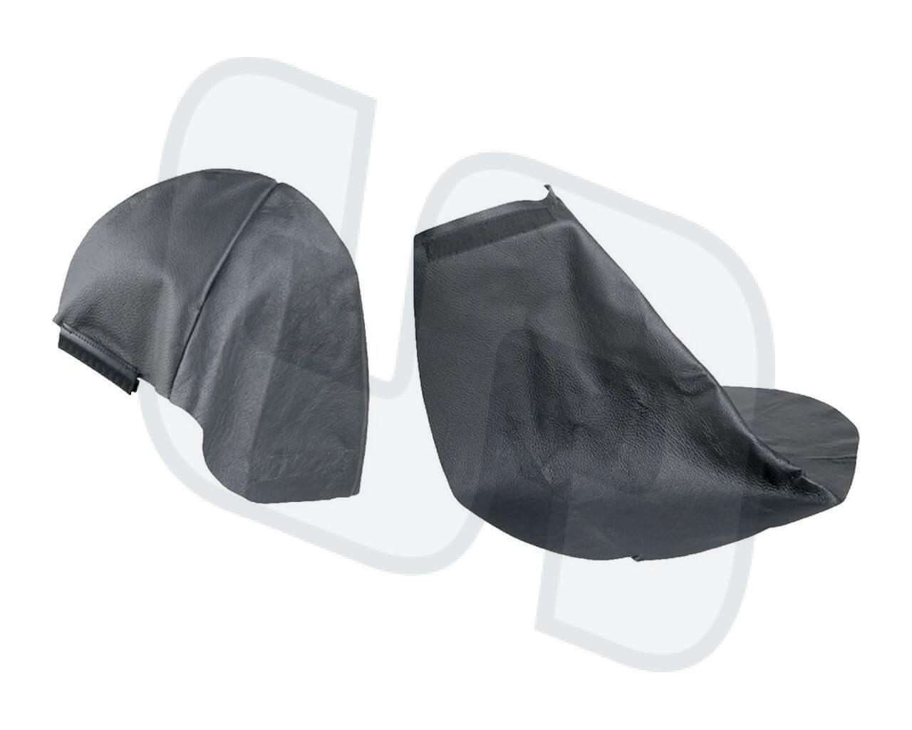 Kopf- und Nackenschutz Leder für Optrel Schweißhelme