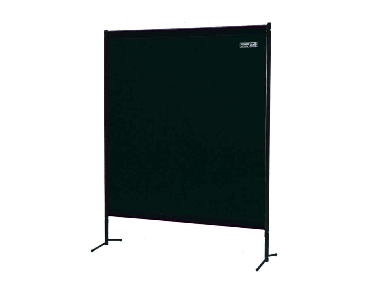 Schutzwand TSW-1 145x187cm (Dunkelgrün matt)
